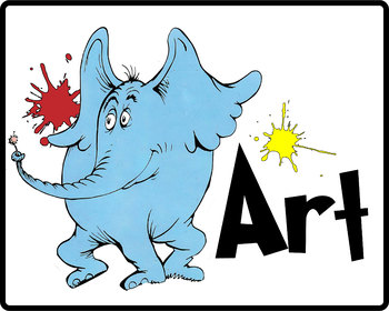 Fun Dr. Suess Signs for Centers!
