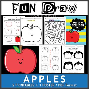 Fun Draw: Apples Apples Apples