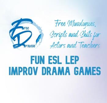 Fun ESL LEP Games