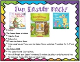 The Easter Bunny is Missing, The Easter Ribbit & If I were the Easter Bunny Pack