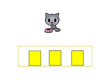 Name that color,shape,number & animal  Activity Bundle 1