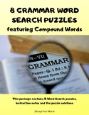Fun & Educational Grammar (Compound Words) Pack