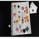 """Valentine """"Have a Heart"""" Gameboard & 30 questions/game cards"""