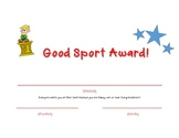 Fun End of the Year Awards