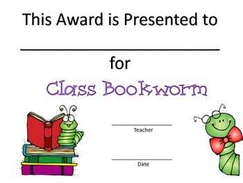 Fun End of the Year Awards for Teachers to Give