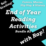 Fun End of Year Reading Activities Rap Songs