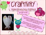 Fun & Engaging Valentine's Day Craftivity-Elementary