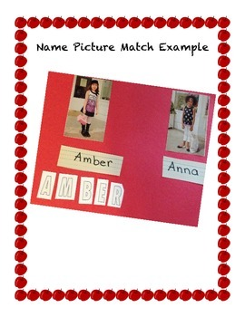 Fun Enriching Name Activities