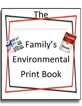 Fun  Environmental Print For Early Learners