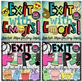Fun Exit Slips Bundle