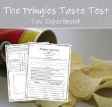 Fun Science Experiment - Pringles Taste Test