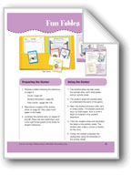 Fun Fables (File Folder Center)