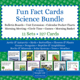 Fun Fact Cards SCIENCE BUNDLE