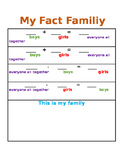 Fun Fact Family Project
