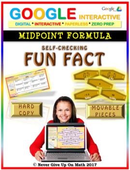 Fun Fact: Midpoint Formula (Google Interactive & Hard Copy)