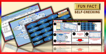 Fun Fact: Points, Lines, & Planes (Google Interactive & Hard Copy)