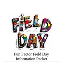 Fun Factor Field Day Plan