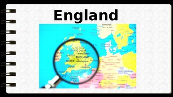 Fun Facts About England