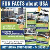 Fun Facts About USA: Bundle!