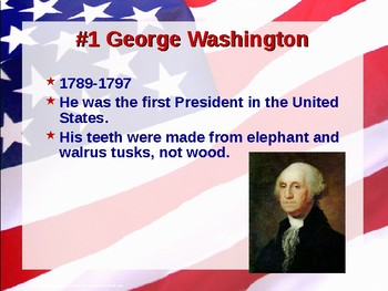 Fun Facts About the Presidents