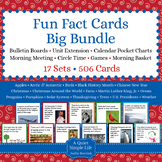 Fun Fact Cards BUNDLE