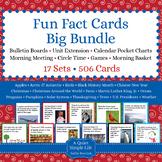 Fun Fact Cards BUNDLE