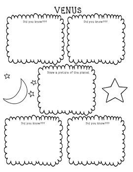 Fun Facts Solar System Book