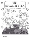 Fun Facts Solar System Book