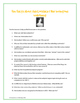 Fun Facts about Ada Lovelace - WebQuest / Internet Scavenger Hunt
