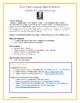 Fun Facts about Benjamin Franklin - WebQuest / Internet Scavenger Hunt