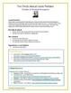 Fun Facts about Louis Pasteur - WebQuest / Internet Scavenger Hunt