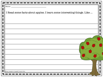 Fun Facts {apples}