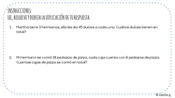 Fun Facts math problems EDICION ESPAÑOL