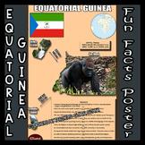 Equatorial Guinea Poster - Fun Facts