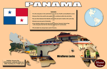 Fun Facts on Panama Poster #3