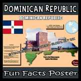 Dominican Republic Poster - Fun Facts