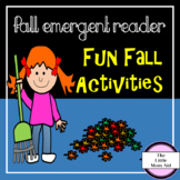 Fall Reader: Fun Fall Activities