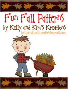 Fun Fall Patterns