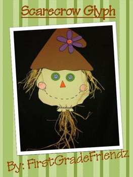 Fun Fall Scarecrow Glyph