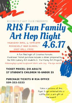 Fun Family ArtHop Night Fundraiser