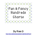 Fun & Fancy Hundreds Charts