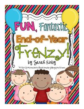 Fun, Fantastic, End-of-Year Frenzy!