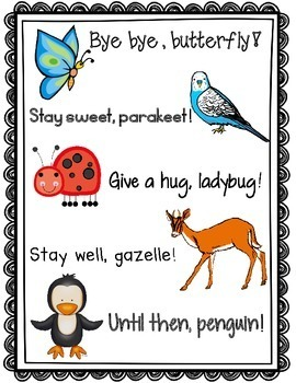 Fun Farewells - Creative Ways to Say Good-bye