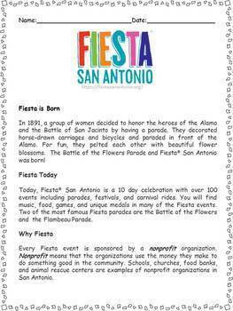 Fun Fiesta San Antonio