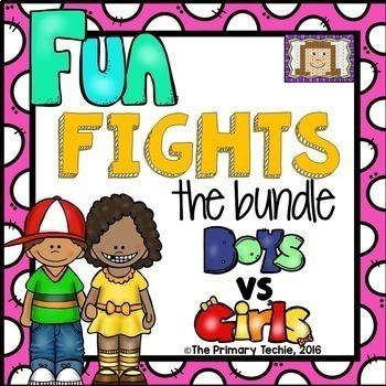 Fun Fights - Growing Bundle