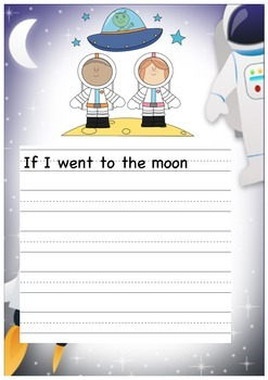 Fun First Grade Fantasy Writing Prompts and Pages