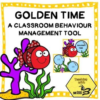 Fun Fish Behavior Management Tool - promoting great behavior in the classroom
