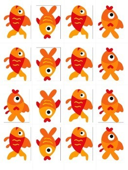 Fun Fish Counting, Addition and Subtraction