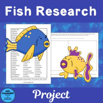Fun Fishy Fish