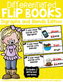 Digraphs and Blends Flip Books